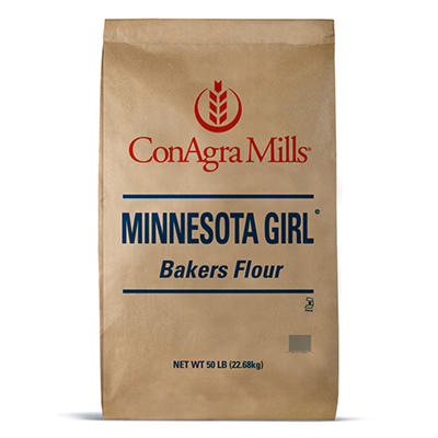 ConAgra Mills Minnesota Girl Bakers Flour - 50 lbs.