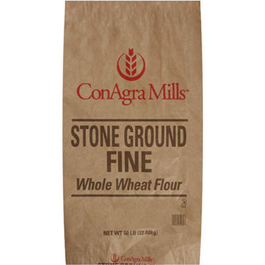 ConAgra Mills Whole Wheat Flour - 50lb