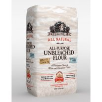 Regular all-purpose flour.