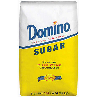 Domino Sugar  - 10 lb. bag