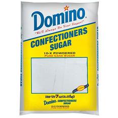 Domino Confectioners Pure Cane Powdered Sugar - 7 lb.
