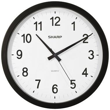 Sharp Analog Wall Clock