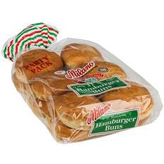 Milano Jumbo Hamburger Buns (12 ct.)