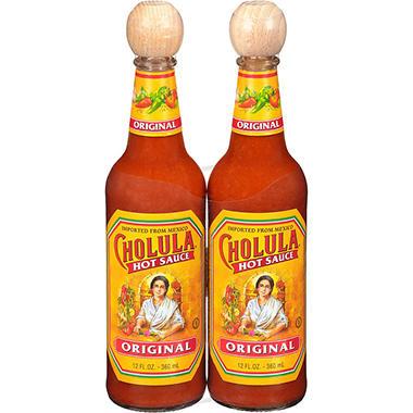 Cholula Hot Sauce 12 Oz Bottles 2 Pk Sam S Club