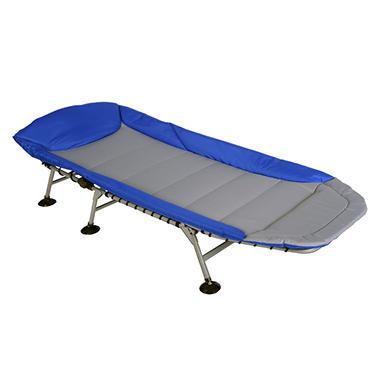 CampSmart® Folding Cot & Lounge