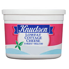 Knudsen Lowfat Cottage Cheese - 48 oz. tub