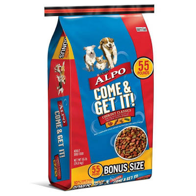 ALPO Come N Get IT Cookout Classics - 55 lbs.