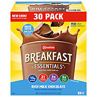 Carnation Breakfast Essentials Nutritional Drink Mix, Chocolate or Vanilla (30 ct.)