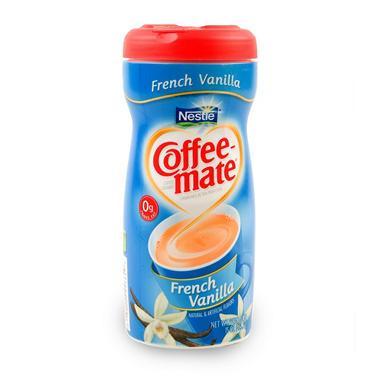 Nestle Coffee-mate - Powdered Creamer, French Vanilla - 15 oz