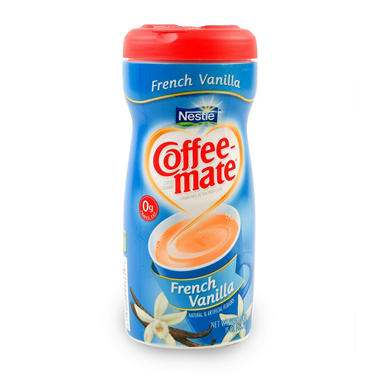 Nestle Coffee-mate - Powdered Creamer, French Vanilla - 15 oz
