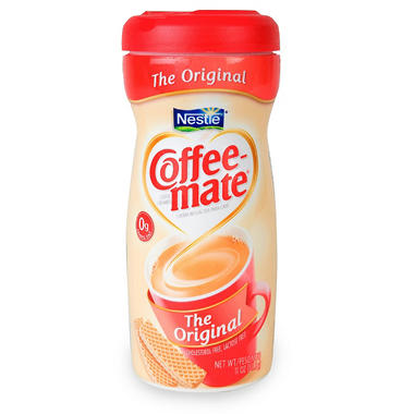 Nestle Coffee-mate Powdered Creamer, Original (11 oz.)