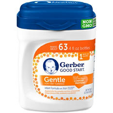 Gerber Good Start Infant Formula, Gentle (36 oz.)