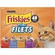 Purina® Friskies® Prime Filets Variety Pk - 48 ct.