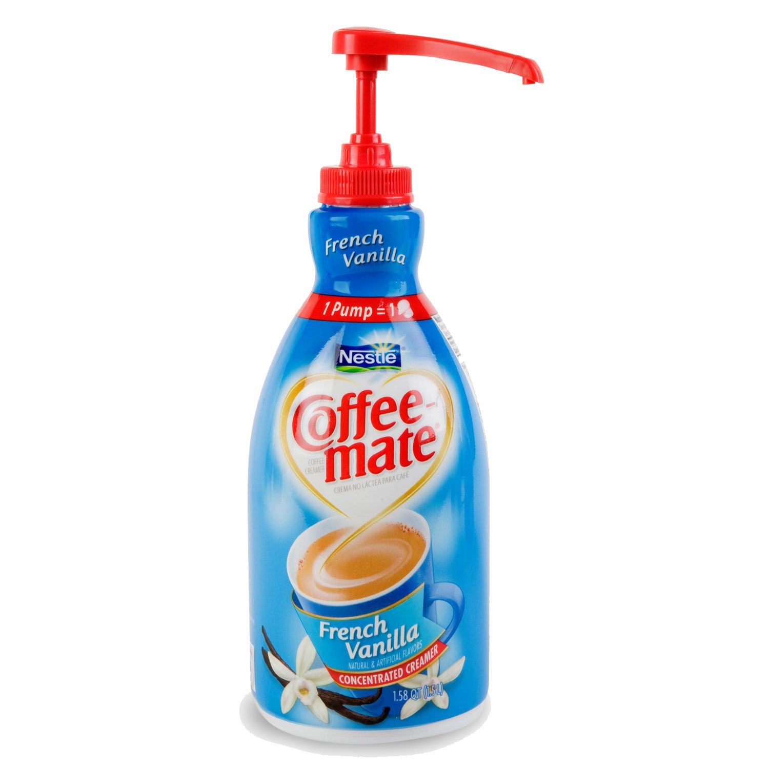 Coffee-Mate NonDairy Coffee Creamer 1.5L French Vanilla at Sears.com