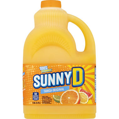 SunnyD� Tangy Original Orange Flavored Citrus Punch - 1 gal.