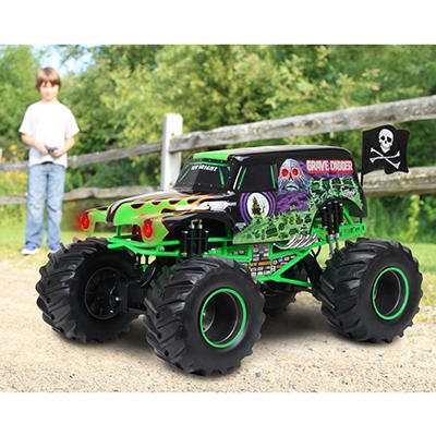 1:6 Monster Jam:  Grave Digger