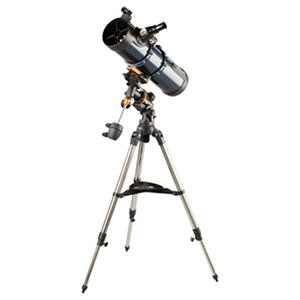 Celestron 130EQ Telescope with Motor Drive