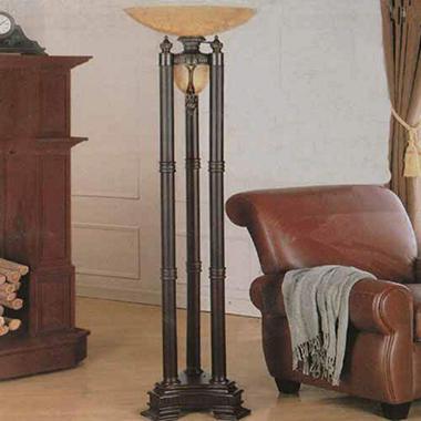 Toscano Floor Lamp w/ Night Light
