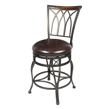 Aaron 24 Quot Counter Height Barstool Sam S Club