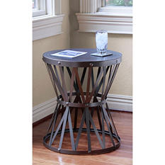 Alexander Metal Lattice Table
