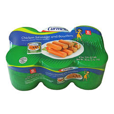 Carmela Chicken Sausage (5 oz., 6 pk.)