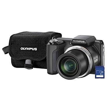 Olympus SP-610UZ 14MP Digital Camera