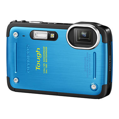 Olympus TG-620 Tough 12MP Digital Camera