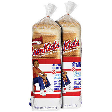 Sara Lee� Iron Kids� Round Top Bread - 24 oz. - 2 pk.