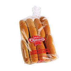 "Rainbo 6"" Hot Dog Buns - 24 ct."