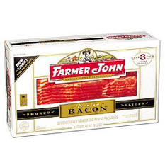 Farmer John® Premium Bacon - 1 lb. - 3 packs