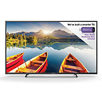 "Hitachi 65"" Class 1080P LED TV with Roku Stream Stick - LE65K6R9"