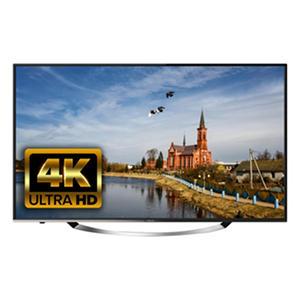 """Hitachi 55"""" Class Ultravision 4K UHD LED TV - LU55V809"""
