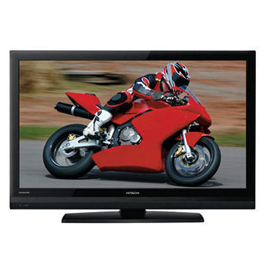 "46"" Hitachi LCD 1080P TV"