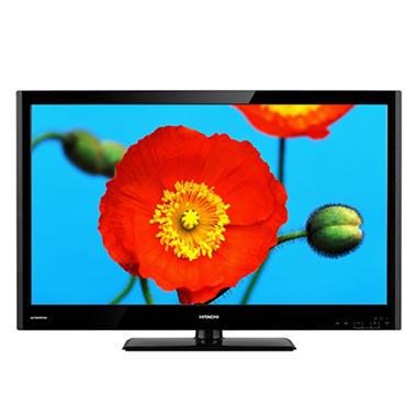 """42"""" Hitachi LED LCD 1080p 120Hz HDTV"""