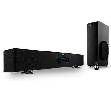 Hitachi Soundbar with Wireless Subwoofer