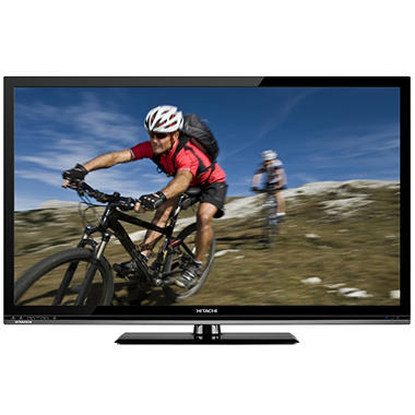 "46"" Hitachi LED 1080p 120Hz HDTV"