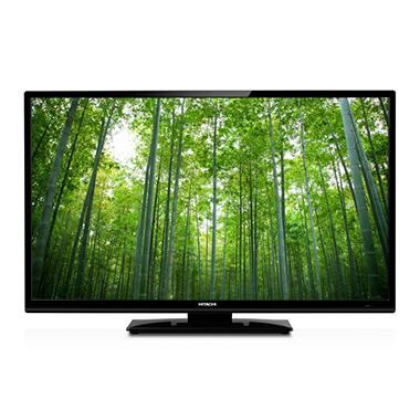 "29"" Hitachi Ultrathin 720p 60Hz LED TV"