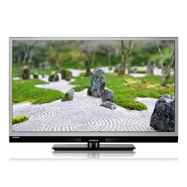 "42"" Hitachi Ultravision 1080p 120Hz LED TV"