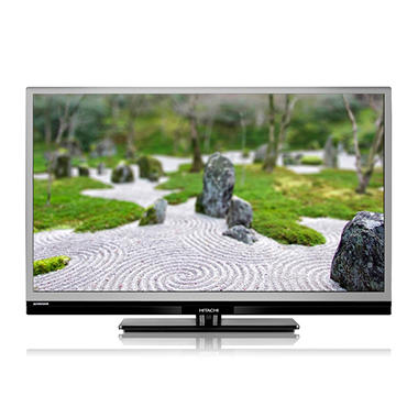 "46"" Hitachi Ultravision 1080p 120Hz LED TV"