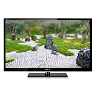 "55"" Hitachi Ultravision LED 1080p 120Hz 3D TV"