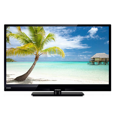 "55"" Hitachi Ultravision 1080p 120Hz LED TV"