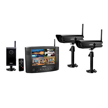 Uniden UDW20553 Wireless Security Surveillance System