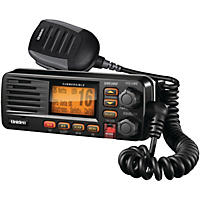 Uniden Solara Marine Radio - Black or White