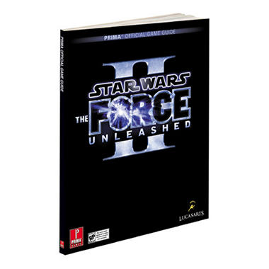 Prima Games Star Wars: Force Unleashed 2 Guide