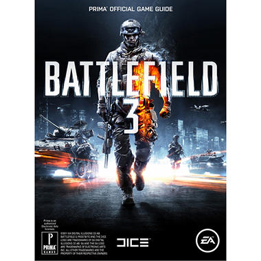 Prima Games Battlefield 3 Guide
