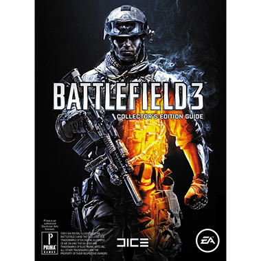 Prima Games Battlefield 3 Collector's Guide
