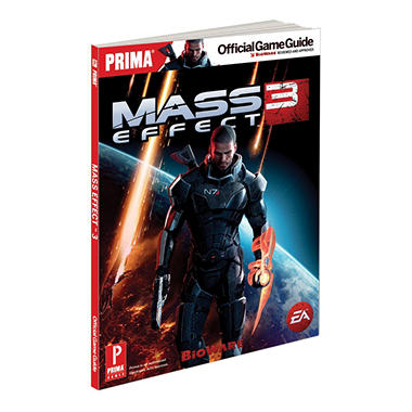 Prima Games Mass Effect 3 Guide