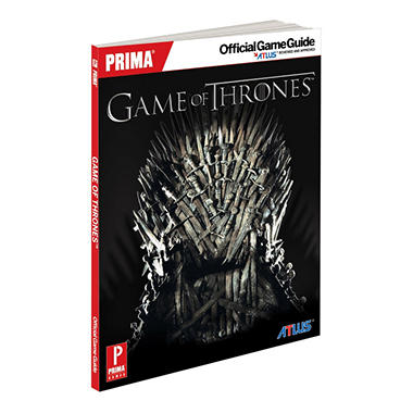 Prima Games Game of Thrones Guide