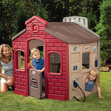 Endless Adventures� Tikes Town? Playhouse