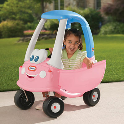 Princess Cozy Coupe - 30th Anniversary Edition
